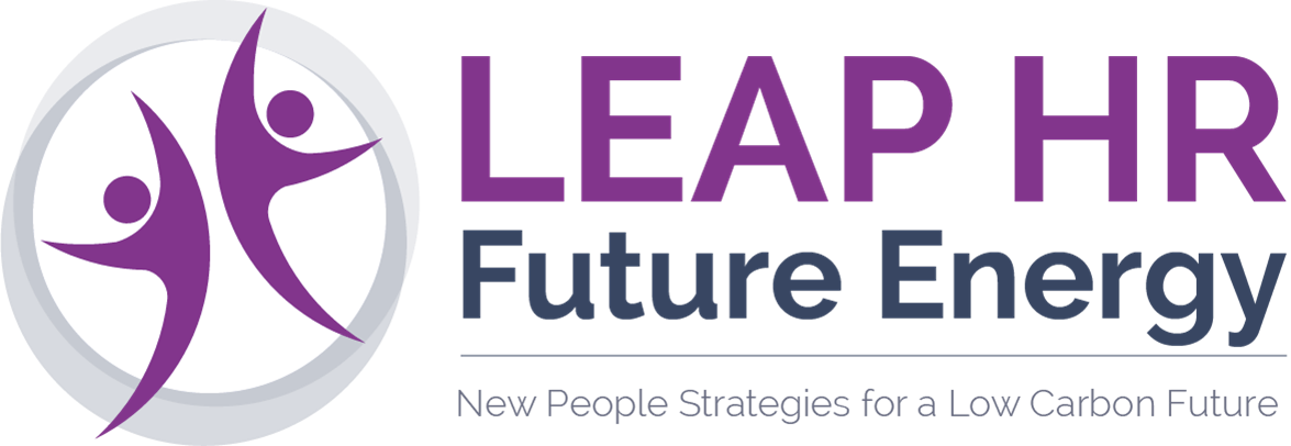 LEAP HR Future Energy Logo